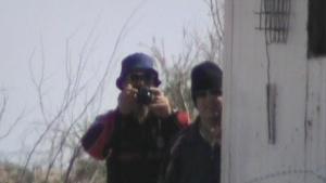 شناسایی قرارگاه توسط مهاجمان قبل از قتل عام ۱۰ شهریور